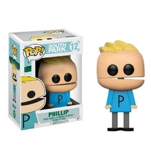 Funko Pop! South Park Phillip Vinyl Figure #12